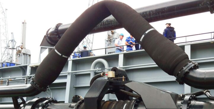 Jetwater Discharge Hoses